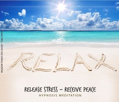 Release Stress and Receive Peace with hypnosis meditation CD's from SuperHuman Hypnosis
